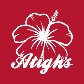 Atighs logo red